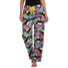 DC Comics Women s License Pajama Super Minky Plush Fleece Sleep Pant 00f98b7c0