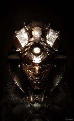 Nebt-Het Picture  (3d, sci-fi, mask)