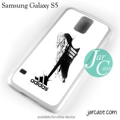 Adidas Black Shoe Phone case for samsung galaxy S3/S4/S5