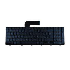 Amazon.com: Replacement for Dell Inspiron 15R N5110 Laptop Keyboard UK Layout Without Backlight: Electronics