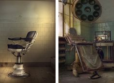 Great, creepy photos by Andree Govia