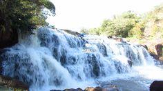 Cachoeira do Rio do Peixe em Socorro-SP