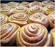 Cinnamon buns are an old fashioned favorite all over the world. You can find many different scrumptious variations to the recipes for them, and this one is no exception! Well, maybe it is because it is exceptionally good! With the addition of the pumpkin and spiced apple, this recipe takes the idea of a cinnamon bun to a whole new level. Have one with a glass of ice-cold milk or a warm cup of cocoa!