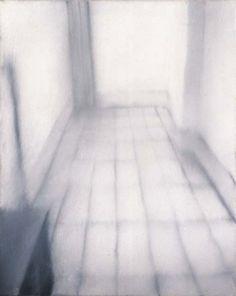 Gerhard Richter, Galerie (Gallery), 1967, 30 cm x 24 cm, Oil on canvas