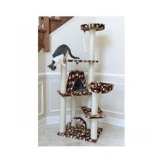 Cat Tree Scratcher Post Pet Furniture Kitty Condo Kitten Cats Animal Play Tower  in Pet Supplies, Cat Supplies, Furniture & Scratchers | eBay