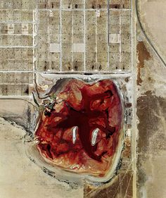 Waste Lagoon At Cattle Feedlot Captured On Satellite Photo. 8/21/13 The Huffington Post  |  By Rachel Tepper	 Posted to Desert Hearts on  - 8/21/2013 DESERT HEARTS Animal Compassion https://www.facebook.com/desertheartsphoenix