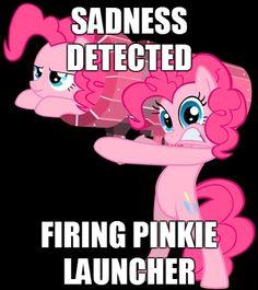Pinkie's Pinkie Bazooka