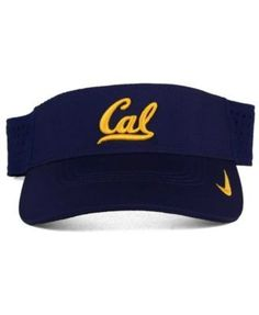 Nike California Golden Bears Dri-fit Vapor Visor - Blue Adjustable