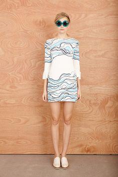 「karen walker frill dress」の画像検索結果