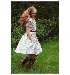 "Patron Sew Liberated ""The Clara Dress"" Tailles 32 à 54"