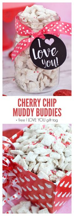 Cherry chip muddy bu