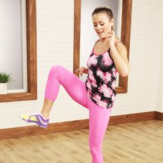 The 30-Minute Sayonara Cellulite Workout!: There is no magic bullet to make cellulite disappear, but exercise is one of the best (and cheapest) ways to reduce the appearance of those bumps and dimples.