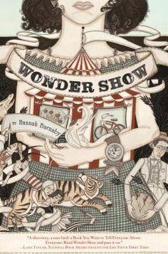 Wonder Show   IndieBound