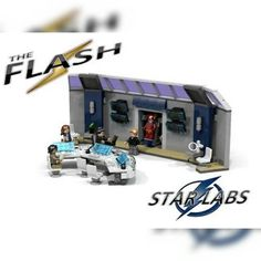 Fans Hoping For THE FLASH LEGO Set...
