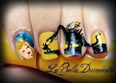 Nail Wish: Disney Challenge Day 13: La Bella Durmiente