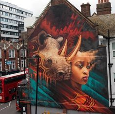 (Street Art by SonnySunDancer in London