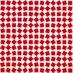 Luiz Sacilotto - Concreção 8215, têmpera vinílica sobre tela fixada em duratex, 80 x 80 cm, 1983 Coleção Ladi Biezus.