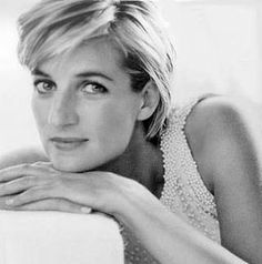 Princess Diana. LOVE her. My Grandma said: Find people who inspire you and try to do things you think they would do or appreciate, to become a better you.