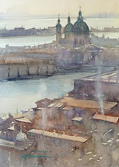 Pedro Rodríguez Garrido watercolor - Google Search