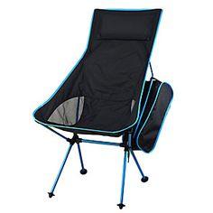 ShineTrip Outdoor Camping Folding Chair Moon Chair Fishing Chair Director C C♡