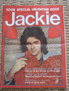Jackie  Thanks to eBay I have managed to buy a few copies from the 70's.