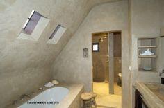 Kalkverf In Badkamer : 42 beste afbeeldingen van stoopen&meeûs kalkverf bathroom