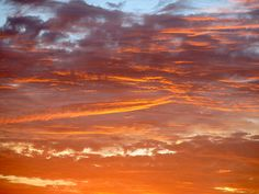 Fiery Sky © Jean Macaluso  Available at Fine Art America