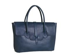Zink Collection - Jaunt Handbag - Cobalt Leather , $695.00 (http://www.zinkcollection.com/jaunt-handbag-cobalt-leather/)