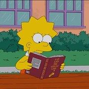 Are You As Well Read As Lisa Simpson