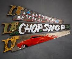 Image result for painted saws Painted Wood, Painting On Wood, Project Ideas