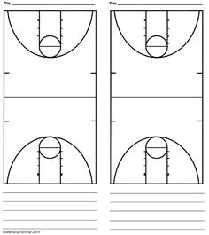basketball court diagram for coaches water heater timer wiring diagrams drawing up plays and drills soccer drawings printables top sports birthday wishes