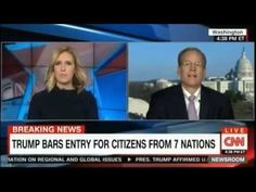 CNN Host Beautifully Fact Slams Delusional Trump Adviser Live On Air | Off topics   On that note CNNs Poppy Harlow hosted on her show this Saturday Trump adviser and former U.S. Representative Jack Kingston who supports Trump  and his Muslim ban. Harlow asked Kingston basically to defend to her and to the audience watching at home the immigration ban that amounts to a likely illegal religious test over whos allowed into the United States and whos not.  Kingston couldnt do it instead…