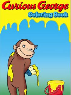 The Best IPhone Apps For Babies And Toddlers Curious George Coloring Book Via Parents