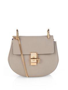 Drew small leather shoulder bag | Chloé | MATCHESFASHION.COM UK