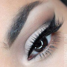 """Woow!!! Those Lashes!  @mariagabriela_mua @mariagabriela_mua @mariagabriela_mua ✨✨ @houseoflashes """"Pixie Luxe""""  Lashes ✨✨ #amazing #auroramakeup #anastasiabeverlyhills #beauty #beautiful  #eyes #eyemakeup"""