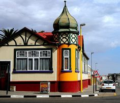 Swakopmund, Namibia BelAfrique - Your Personal Travel Planner www.belafrique.co.za