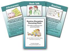 Positive Discipline: 52 Positive Discipline Parenting Tools in 52 Weeks
