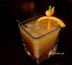 Weekendowy, prosty drink z łatwo dostępnych składników.