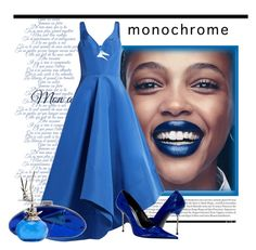 """Head to Toe ..... One Color"" by conch-lady ❤ liked on Polyvore featuring Rosie Assoulin, Versace, Van Cleef & Arpels, Paolo Shoes, monochrome, onecolor, headtotoe and Monochromaticstyle"