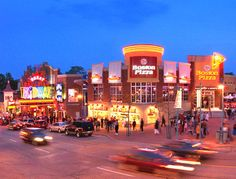 Clifton Hill Niagara Falls we will be there soon babe!!!