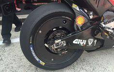 MotoGP: Ducati testou roda lenticular