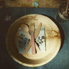#MyWedding #hippiewedding #bohowedding #ecowedding #palmleafplates #palmleaves #woodenfork #woodenspoon #woodenknife #flowers #paperflowers #paperstraw #custommade #handmade #masonjar