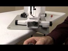 ▶ Handi Quilter Machine Timing Video - Section 5: Timing the Machine - YouTube