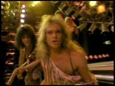 "Watch the official music video for ""Panama"" by Van Halen Music Clips, 80s Music, Rock Music, Music Songs, Music Videos, Music Film, Indie Music, Alex Van Halen, Eddie Van Halen"