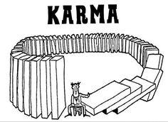 El karma y sus 12 leyes que pueden darle un vuelco a tu vida y llenarte de felicidad. - Saludable.Guru