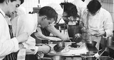 Marco Pierre White | White Heat Days  can you see a young ramsay/ and steven terry