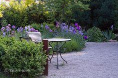 Geniesser-Garten : Kieswege - Wassergebundene Wegedecke