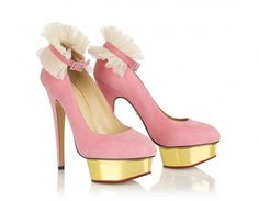 Someday I will own a pari of Charlotte Olympia's. Get these ones here: http://rstyle.me/ic9nqdn2w6