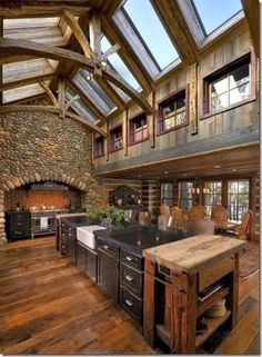 Metal Building Homes Interior 15