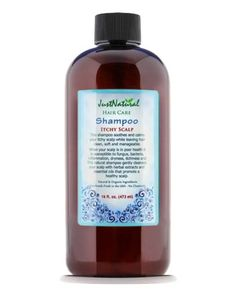 Itchy Scalp Shampoo -           Scalp Relief Therapy -           The soothing magic of this sulfate free natural shampoo begins by calming dry irritated scalps. Calendula Flower and Nettle extracts have been used since ancient times to alleviate symptoms of scalp itch. While White Willow Bark extract reduces flaking by gently and naturally removing dead skin.